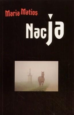 Okładka książki Nacja