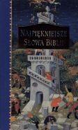 Okładka książki Najpiękniejsze słowa Biblii