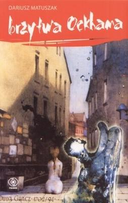 Okładka książki Brzytwa Ockhama