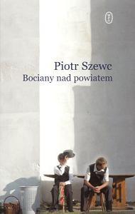 Okładka książki Bociany nad powiatem