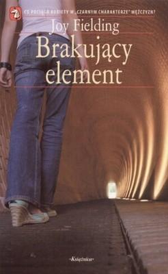 Okładka książki Brakujący element