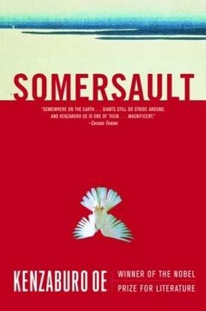 Okładka książki Somersault