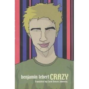 Okładka książki Crazy