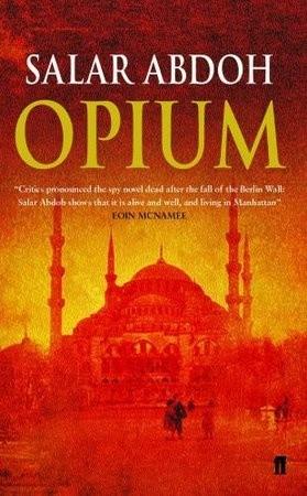 Okładka książki Opium