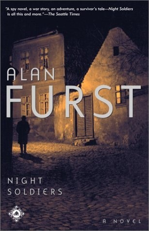 Okładka książki Night Soldiers