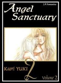 Okładka książki Angel Sanctuary - 2