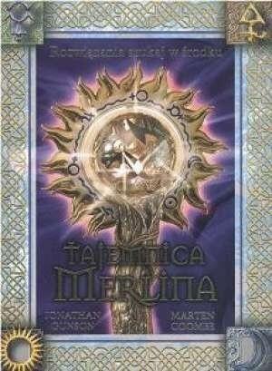 Okładka książki Tajemnica merlina