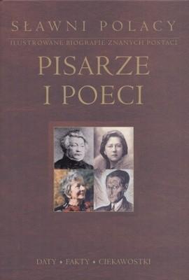 Okładka książki Pisarze i poeci