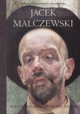 Okładka książki Jacek Malczewski