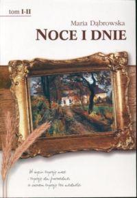 Okładka książki Noce i dnie t. I-II