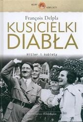 Okładka książki Kusicielki diabła Hitler i kobiety