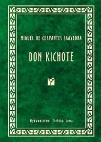 Okładka książki Przemyślny szlachcic Don Kichote z Manczy
