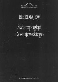 Okładka książki światopogląd Dostojewskiego