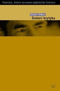 Okładka książki Śmierć krytyka