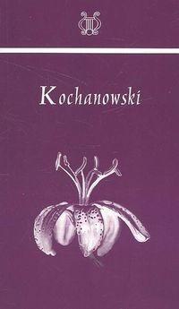 Okładka książki Kochanowski