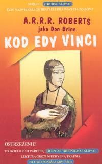 Okładka książki Kod Edy Vinci