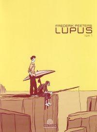Okładka książki Lupus tom 1