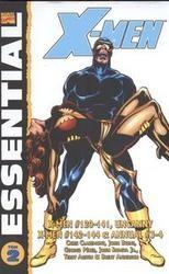 Okładka książki Essential X-men t 2