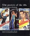 Okładka książki FILM POSTERS OF 40'S