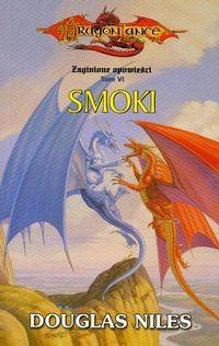 Okładka książki Smoki