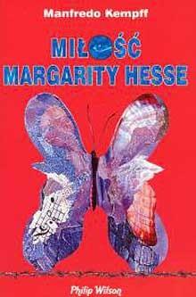 Okładka książki Miłość Margarity Hesse