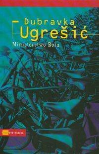 Okładka książki Ministerstwo bólu
