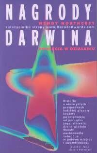 Okładka książki Nagrody Darwina 1. Ewolucja w działaniu