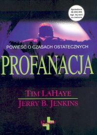 Okładka książki Profanacja