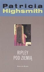 Okładka książki Ripley pod ziemią