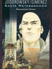 Okładka książki Prapradziad Othon