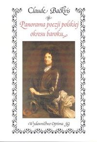 Okładka książki Panorama poezji polskiej okresu baroku T. 1 - 2