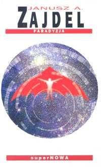Okładka książki Paradyzja