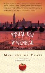 Okładka książki Tysiąc dni w Wenecji