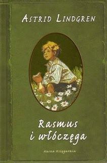 Okładka książki Rasmus i włóczęga