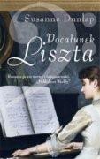Okładka książki Pocałunek Liszta