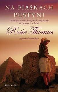 Okładka książki Na piaskach pustyni
