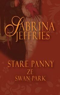 Okładka książki Stare panny ze Swan Park
