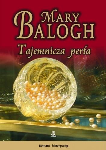Okładka książki Tajemnicza perła