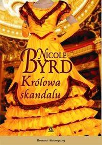 Okładka książki Królowa skandalu