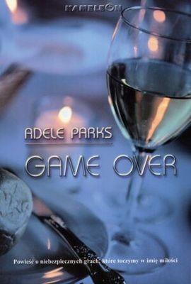 Okładka książki Game over
