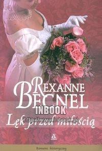 Okładka książki Lęk przed miłością
