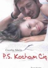 Okładka książki P.S. Kocham Cię