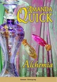 Okładka książki Alchemia