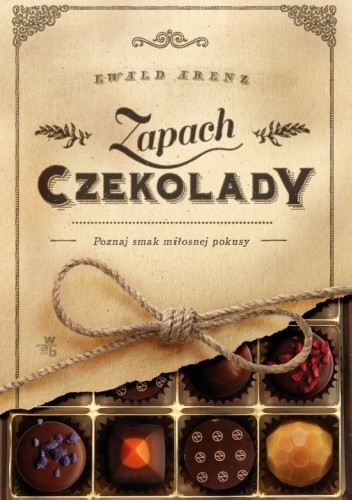 Okładka książki Zapach czekolady