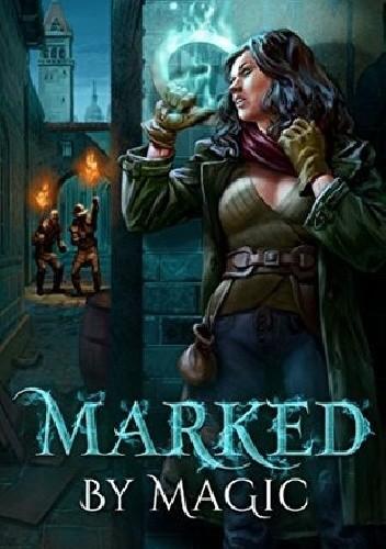 Okładka książki Marked by Magic