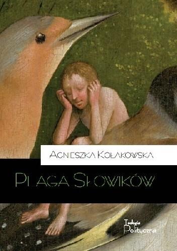 Okładka książki Plaga Słowików