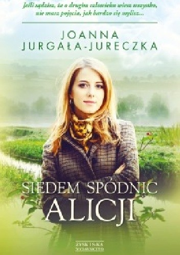 Okładka książki Siedem spódnic Alicji
