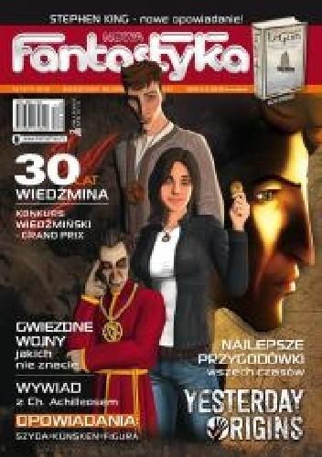 Okładka książki Nowa Fantastyka 411 (12/2016)