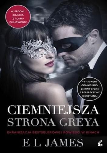 Okładka książki Ciemniejsza strona Greya