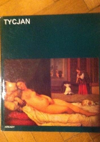 Okładka książki Tycjan